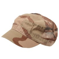 Cadet - Enzyme Mesh Army Cap