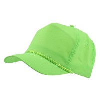 Ball Cap - Nylon Crinkle Golf Cap