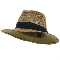 Western - Safari Shape Straw Hat | Free Shipping | e4Hats.com