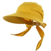 Outdoor - Solid Large Peak Hats | Free Shipping | e4Hats.com