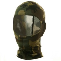 Face Mask - Solid Nylon Balaclava