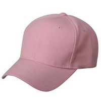 Ball Cap - 6 Panel Pro Style Brushed Cap
