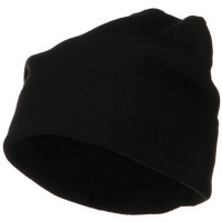 Beanie - Big Size Fleece Beanie Hat | Free Shipping | e4Hats.com