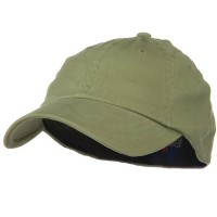 Ball Cap - Light Brush Twill Fitted Cap