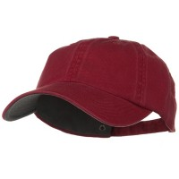 Ball Cap - Smoky Low Profile Dyed Cotton Cap | Free Shipping | e4Hats.com