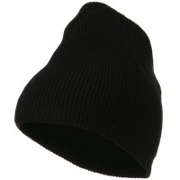 Beanie - Kelly Rib Beanie with Bottom Band