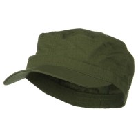 Cadet - Big Size Cotton Ripstop Army Cap | Free Shipping | e4Hats.com