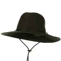Outdoor - UPF 50+ Oil Cloth Safari Hat