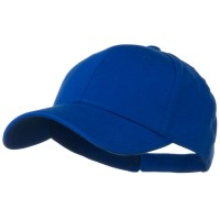 Ball Cap - Cotton Jersey Knit Strap Cap