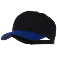 Ball Cap - Cotton Twill Two Tone Snap Cap