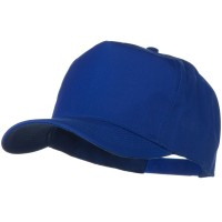Ball Cap - Solid Cotton Twill Pro style Golf Cap