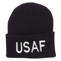 Beanie - US Air Force Embroidered Beanie