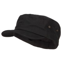 Cadet - Big Size Fitted Trendy Army Style Cap | Free Shipping | e4Hats.com