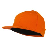 Ball Cap - Flat Bill Fitted Flex Cap