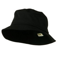 Bucket - Big Size Cotton Blend Bucket Hat