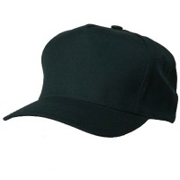 Ball Cap - 5 Panel Pro Style Brushed Cap