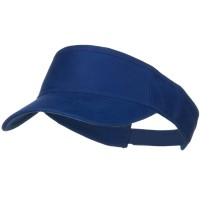 Visor - Brushed Bull Denim Sun Visor
