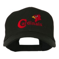 Embroidered Cap - Cardinals Embroidered Cap