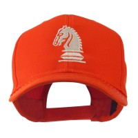 Embroidered Cap - Chess Knight Embroidery Cap