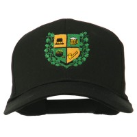 Embroidered Cap - St Patrick's Crest Embroidered Cap