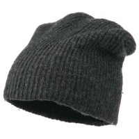 Beanie - Wool Color Speckled Long Beanie | Free Shipping | e4Hats.com