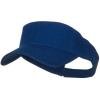 Visor - Cotton Twill Sun Visor