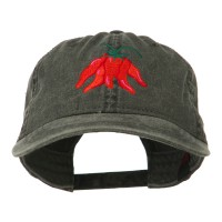 Embroidered Cap - Chili Ristra Embroidered Cap