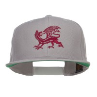 Embroidered Cap - Dragon Emblem Embroidered Cap