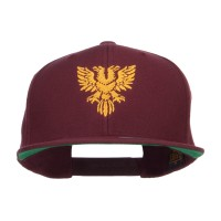 Embroidered Cap - Double Headed Eagle Snapback