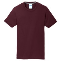 Shirt - Men's Big Size Cotton Blend T-Shirt