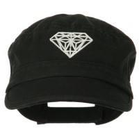 Cadet - Diamond Embroidered Cap
