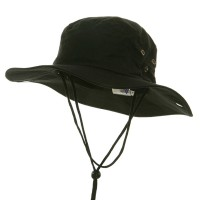 Outdoor - Brushed Twill Aussie Hats