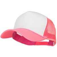 Ball Cap - Neon Polyester Foam Big Bize Cap