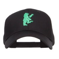 Embroidered Cap - Bear Island Embroiderd Low Cap