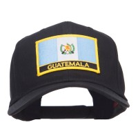 Embroidered Cap - Guatemala Flag Embroidered Cap