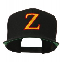 Embroidered Cap - Alphabet Zeta Embroidered Cap