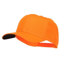 Ball Cap - Plain 6 Panel Neon Cap