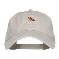Embroidered Cap - Mini Hot Dog Embroidered Cap