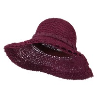 Dressy - Handmade Crocheted Hat
