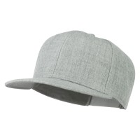 Ball Cap - Flat Bill Snapback Two Tone Cap