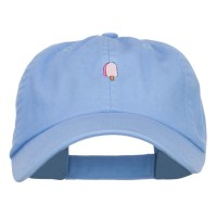 Embroidered Cap - Mini Popsicle Embroidered Cap