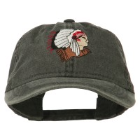 Embroidered Cap - Southwest Indian Embroidered Cap
