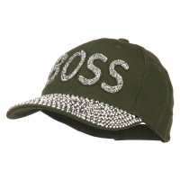 Ball Cap - Boss Stones Jewel Cap