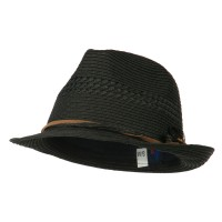 Fedora - Ladies Toyo Braid Fedora Hat