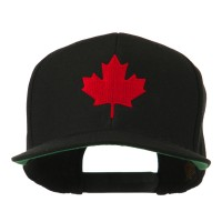 Embroidered Cap - Maple Leaf Embroidery Cap