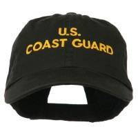 Embroidered Cap - US Coast Embroidered Cap