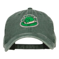 Embroidered Cap - St Patrick's Day Hat Patched Cap
