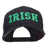 Embroidered Cap - Irish Embroidered High Profile Cap