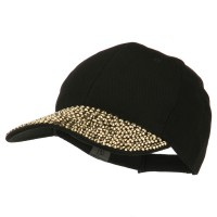 Ball Cap - Stones Bill Jewel Baseball Cap