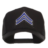 Embroidered Cap - USA Security , Rescue Patch Cap